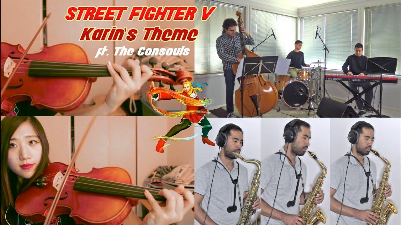 Street Fighter Theme