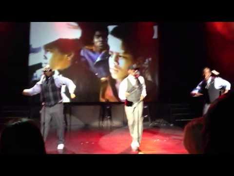 Boyz II Men - Tribute to Mowtown