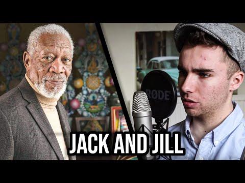 Morgan Freeman reads a bedtime story | Jack and Jill