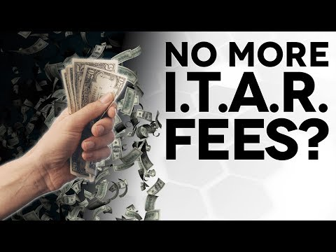 No More ITAR Fees? - The Legal Brief