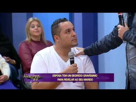 Você Na TV 22/07/2014 - Esposa Conta Que Internou Irmão De Seu Marido Em Clínica De Reabilitação