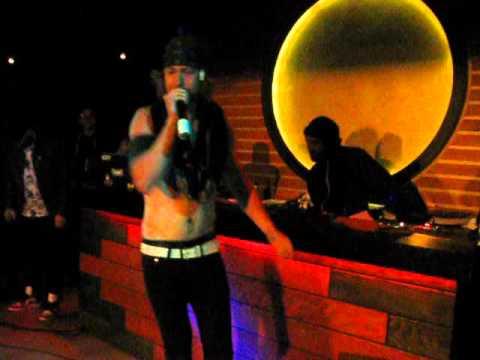 Will: Mykki Blanco - Wavvy @ Hip-Hop Karaoke Vancouver