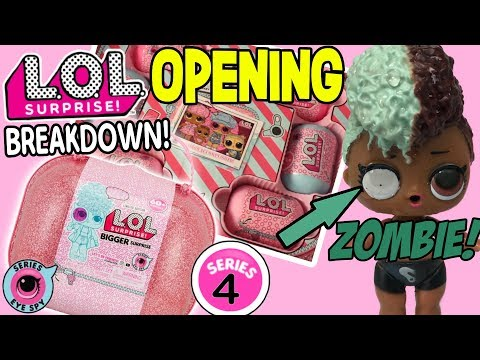 LOL Surprise Bigger Surprise News | LOL Surprise Series 4 Under Wraps | LOL Dolls | LOL Doll Videos