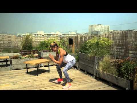 Comment maigrir des fesses rapidement elle fitness youtube for Maigrir fesses