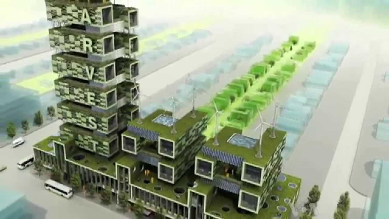 Vertical Farms Ultimate Food Source For Future Mega