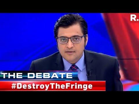 Republic TV Unmasks Padmaavat Politics | The Debate With Arnab Goswami