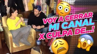 ¡VOY A CERRAR EL CANAL POR CULPA DE...! FT. Pablo Portillo || Grettell Valdez