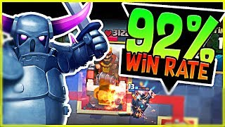 92% WIN RATE!? :: You HAVE to TRY THIS DECK!!