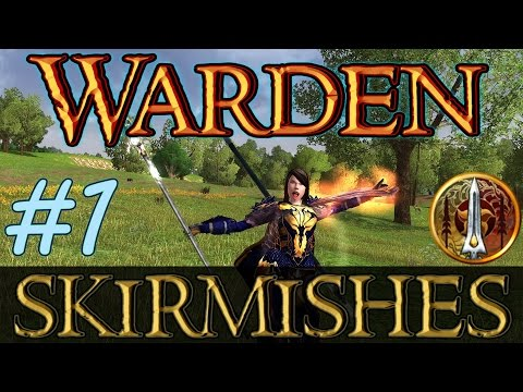 LOTRO: Skirmishes – Warden #1 | Lord of the Rings Online | Gameplay 2016