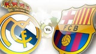 Fc Barcelona vs Real Madryt 25.10.2014 Cały Mecz PL