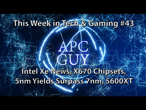 Intel Xe Hype Train Crashing, AMD Gets More Cores, 5nm Yields Looking Good - TWIT&G #43 -07/12/2019