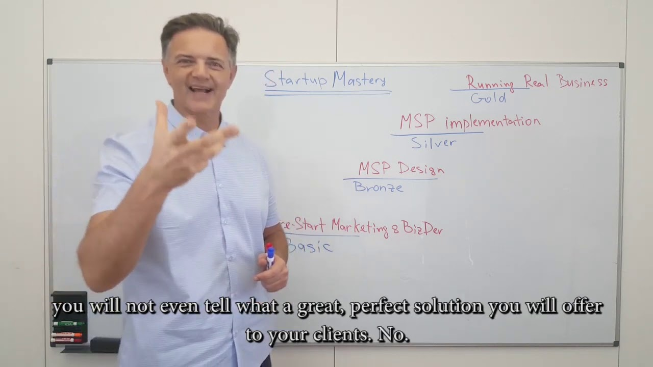 Startup Mastery ( With English subtitles )