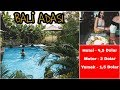 Dünyanın En Güzel Adasında Günde 8 Dolara Krallar Gibi Yaşamak! Biraz Muhabbet - #Vlog16