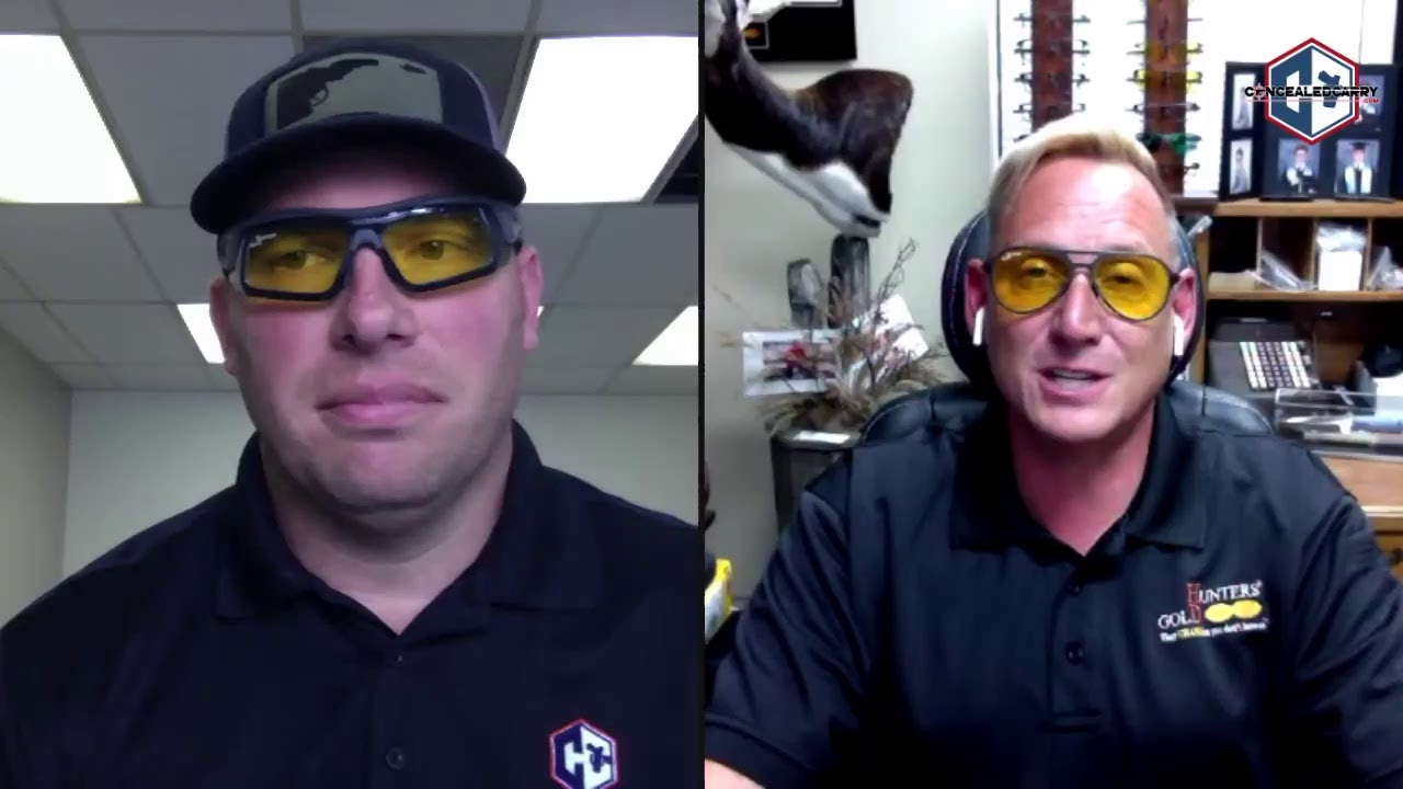 Ep450: All About Eye Protection with Brian Conley of Hunters HD Gold