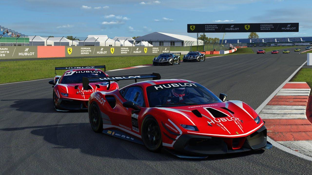 Video: Ferrari Esports Series Qualifier Week 4 Recap