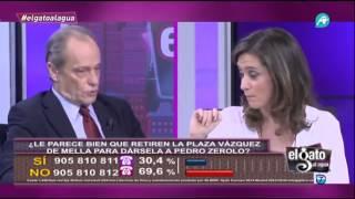 Eduardo García Serrano hace temblar a Isabel Díaz Ayuso, del PP