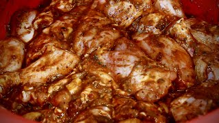 The Ultimate Spicy Marinated Chicken | | Chef Ricardo Cooking