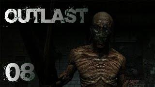 OUTLAST #08 - Operation Nagelbett [HD+] [PC] [Facecam] Let