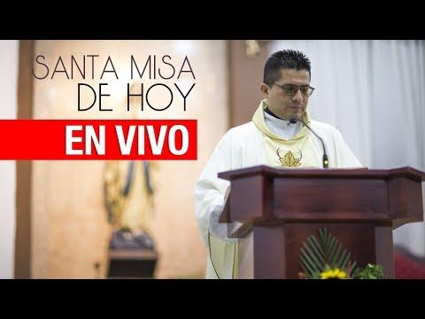 Santa Misa Del Día De Hoy Domingo 13 De Mayo De 2018 Padre Neftalí Rogel Misa En Vivo Youtube