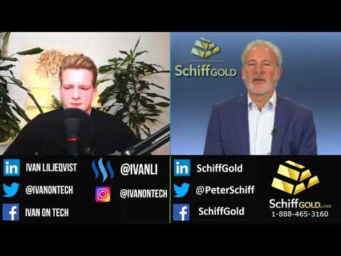 🔴 Ivan on Tech Interviews Peter Schiff on Bitcoin, Gold & Fiat Currencies