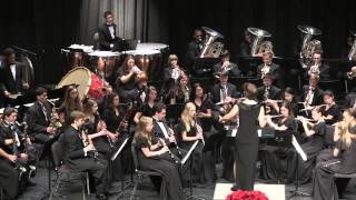 """Adventum"" - Leesville Road High School 9th Grade-Concert Band"