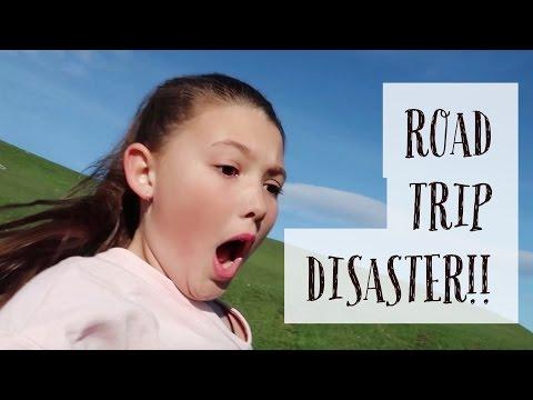 ROAD TRIP DISASTER!!