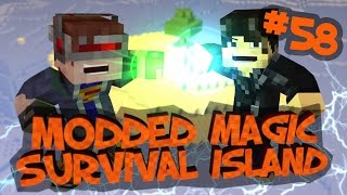Survival Island Modded Magic - Flowers On The Grave! Part 58