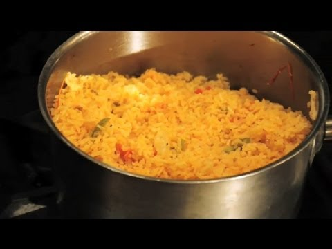 How to Make Mexican Rice as a Side Dish: Texas Flavors