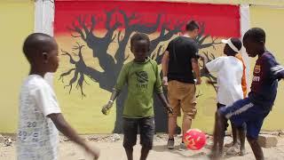 Baobab. Senegal Dridali