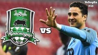 Guillermo Ochoa vs Krasnodar • Mejores Atajadas 2018