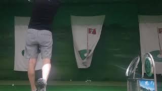 #목계 골프연습장: #임성재 정확한 아이언샷 고퀄 연습