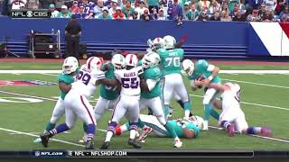 Dolphins vs Bills 2014 Week 2