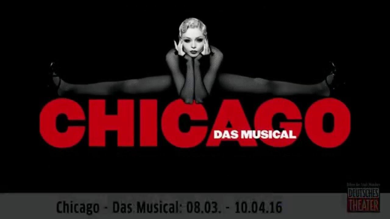 Download CHICAGO - DAS MUSICAL im Deutschen Theater München