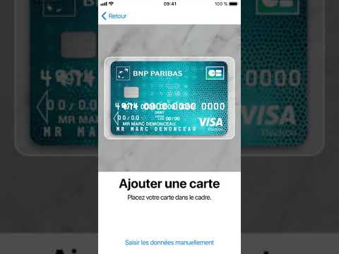 Carte Electron.Comment Ajouter Sa Carte Electron Bnp Paribas Sur Apple Pay