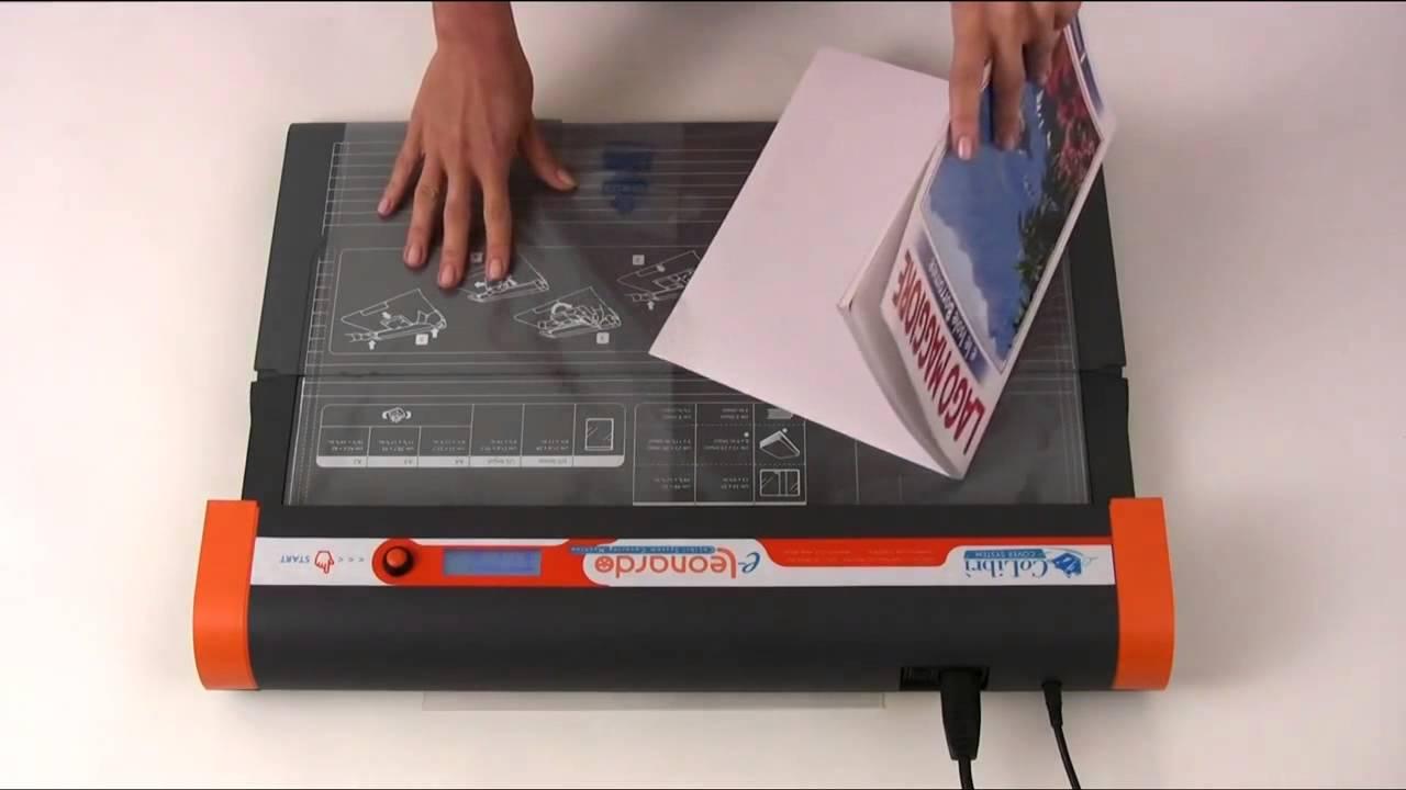 Book Covering Machine : Colibri e leonardo book covering machine dbc group