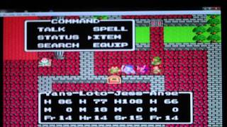 Dragon Warrior III No Magic Run #9: Go East Young Man