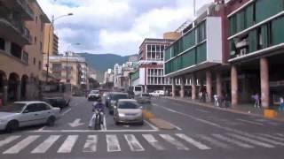 22 カラカス空港からバスで市内へ