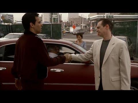 The Sopranos - Animal Blundetto Strikes And Kills Joey Peeps
