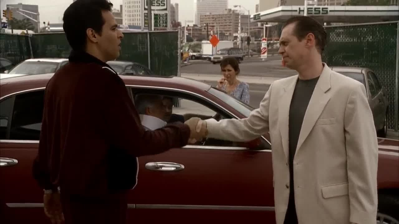 Download The Sopranos - Animal Blundetto strikes and kills Joey Peeps