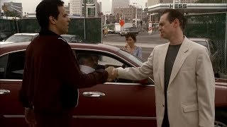 The Sopranos - Animal Blundetto strikes and kills Joey Peeps
