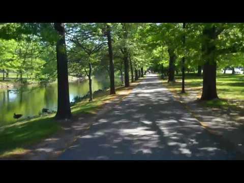 Boston Bike Path