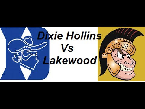 Dixie Hollins Vs Lakewood High School (Boys Varsity Soccer)