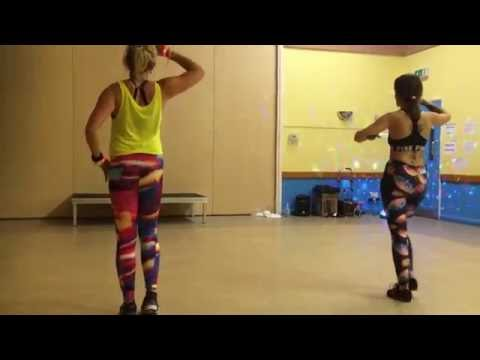 Clubbercise Fun In The Park 2016 music and choreo