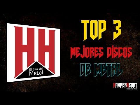 Los 3 Mejores Álbumes de Metal