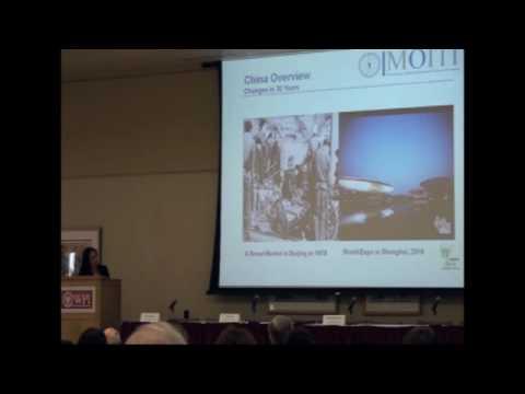 WPI's US-China Link Initiative - Plenary Speech 2