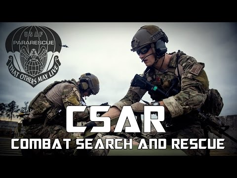 Never Look Down On A Medic | CSAR - Combat Search And Rescue |
