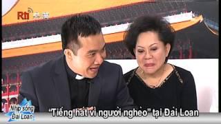 """【RTI】""""Tiếng hát vì người nghèo"""" tại Đài Loan. -1(2013.1.16)"""