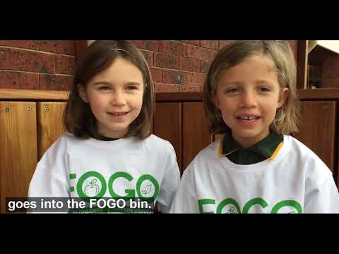 Paringa Park Primary talk FOGO