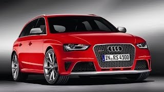 Audi RS 4 B8f 2012 универсал