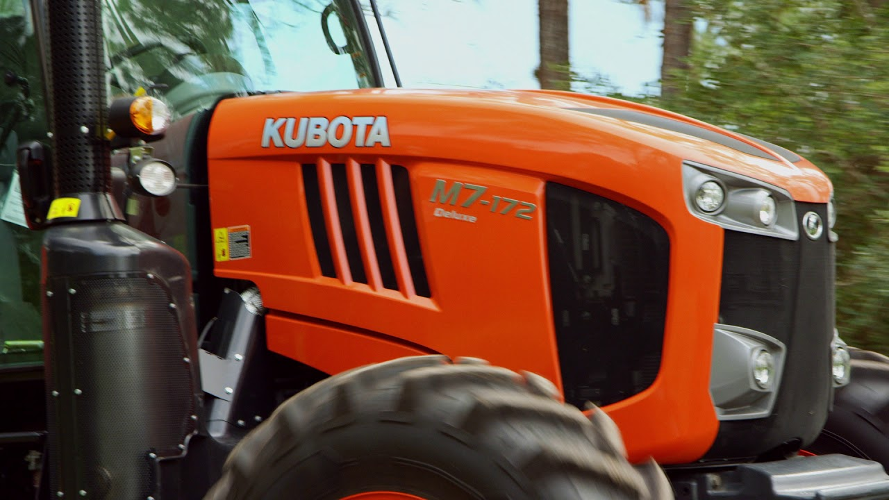 Kubota: Together we do more